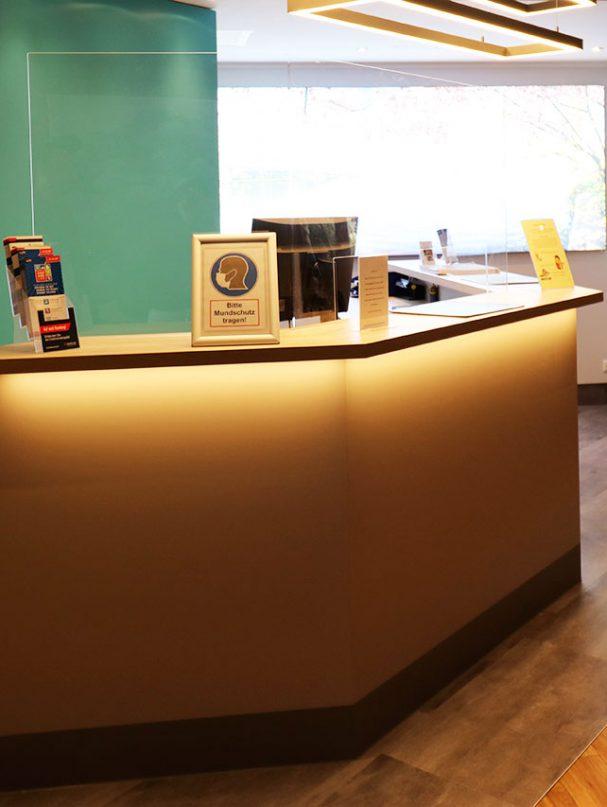 SF Objekteinrichtungen Referenzen Lobby