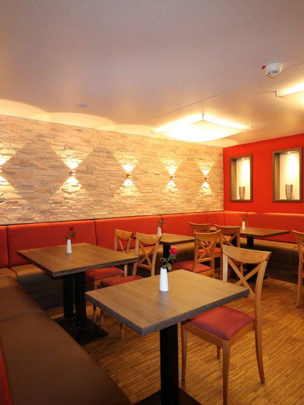 SF Objekteinrichtungen Referenzen Restaurants